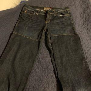 Dear John NWOT boot cut playback jeans, dark wash